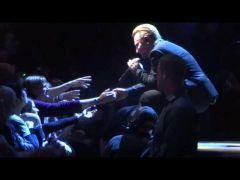 My Moment with Bono in Berlin