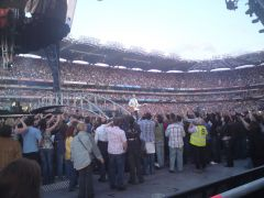 Edge at Croke Saturday