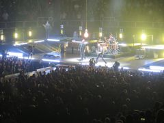 SAP Center, San Jose, Ca. (2nd show)