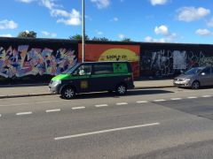 U2 ie Tour Van