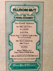 Fillmore East Final Concert