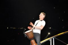 360º Tour Barcelona (night1) - Larry Mullen Jr.
