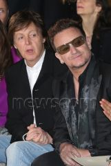 bono paulmccartney march13 2