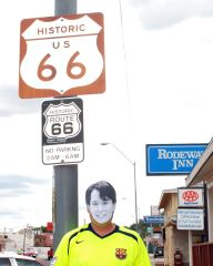 ASSK on US Route 66