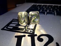My last U2 ring set