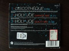Discotheque*Single*Back
