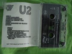 U2-Greatest Hits Cassette