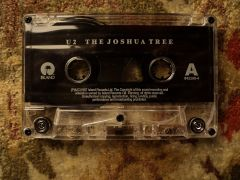 My Original - 1987 - The Joshua Tree Cassette !