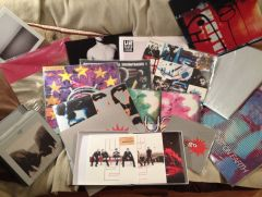 My U2 Vinyl Collection