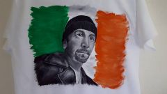 Edge...Irish Pride