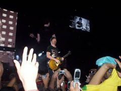 THE EDGE VERTIGO TOUR IN SAO PAULO