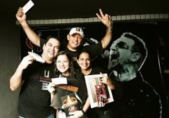 Fan Club U2 FORTALEZA of Brazil