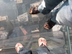 The Ground Beneath Her Feet - Willis Tower - Chicago