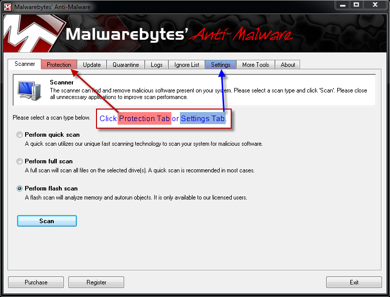 program_error_updating malwarebytes