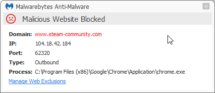 steam how to unblock