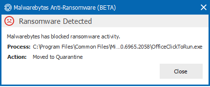 Anti-Ransomware False positive.png