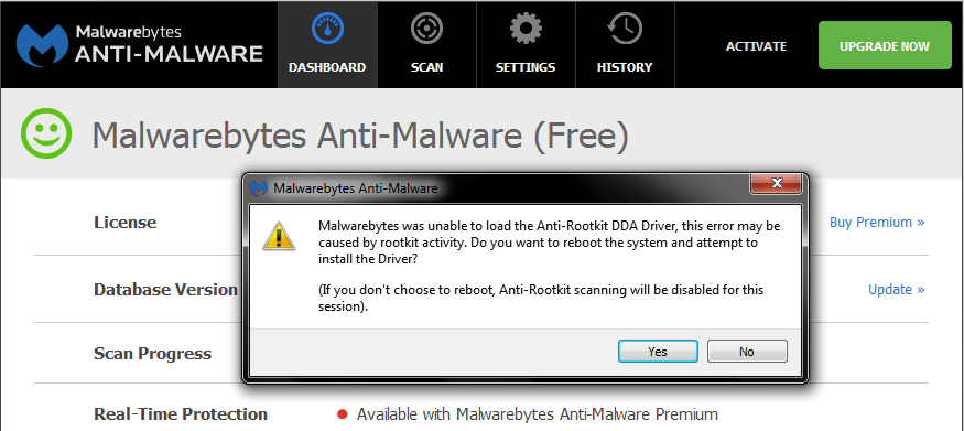 malwarebytes anti-rootkit beta review