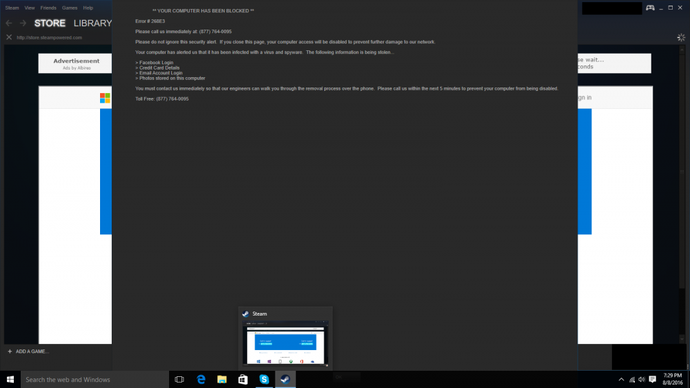 Can't get rid of virus, please help - Resolved Malware