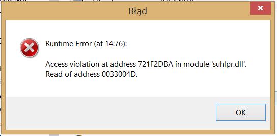 Access Violation while running setup - Malwarebytes 3