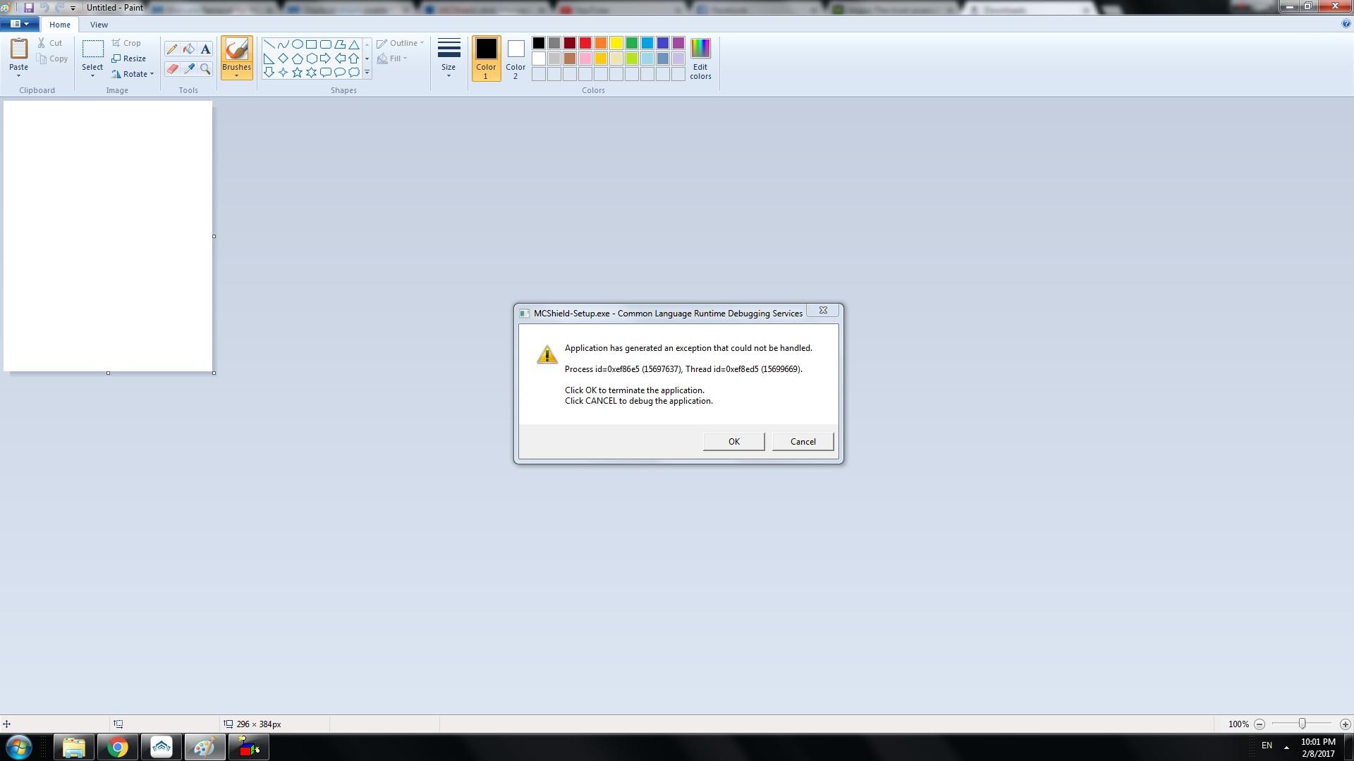 Shortcut virus+ unable to run malwarebytes or anyother antimalware