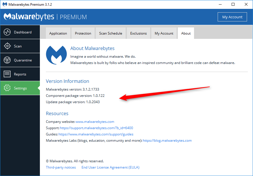 Definitions not updating malwarebytes for mac support forum.