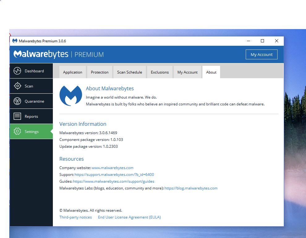 Version Update Available Popup Malwarebytes 3 Support Forum