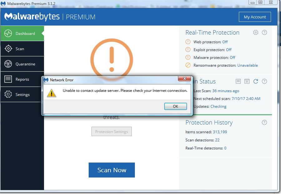 Updating malwarebytes without internet free online dating sites in germany
