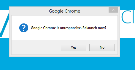 Chrome open to MalwareBytes and blank Screen - Page 2 - Resolved