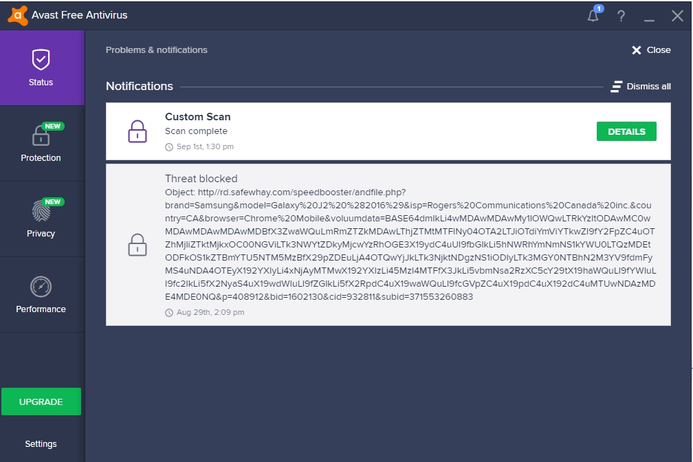 avast spybot et malwarebytes