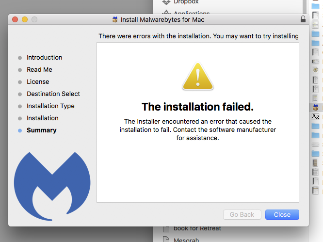 Cant Install on Mac - Mac Malware Removal Help & Support