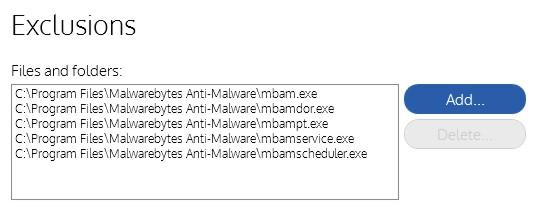 malwarebytes old version filehippo
