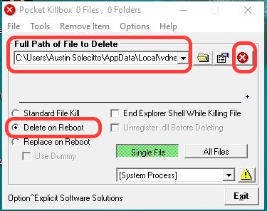 Cannot remove spyware/adware dnschanger trojan - Page 2 - Resolved