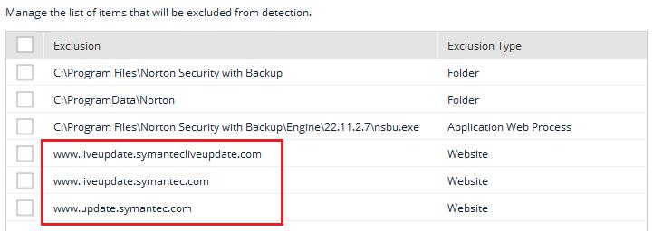 MB v3 2 2 Web Protection Still Blocks Norton Automatic
