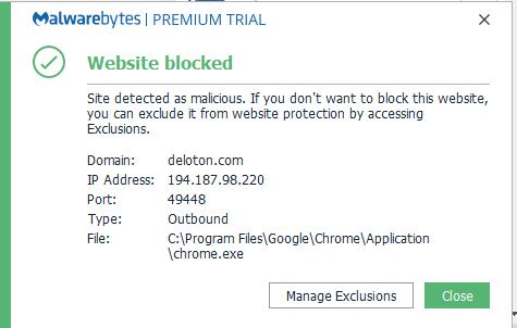 Malwarebytes Not Detecting Malware/Adware - Resolved Malware