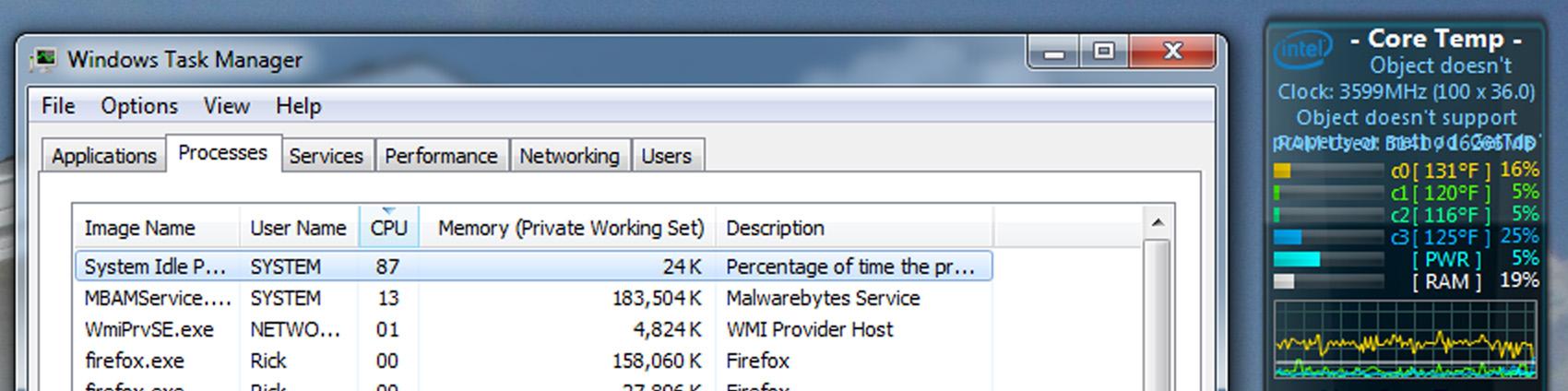 malwarebytes 100 cpu usage
