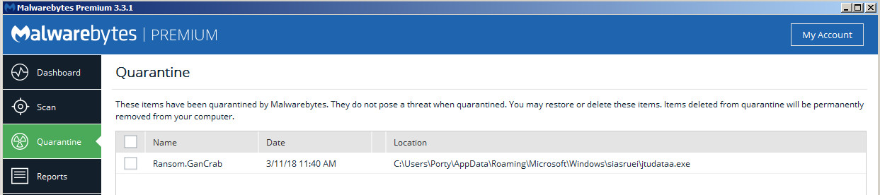 malwarebytes cdburnerxp