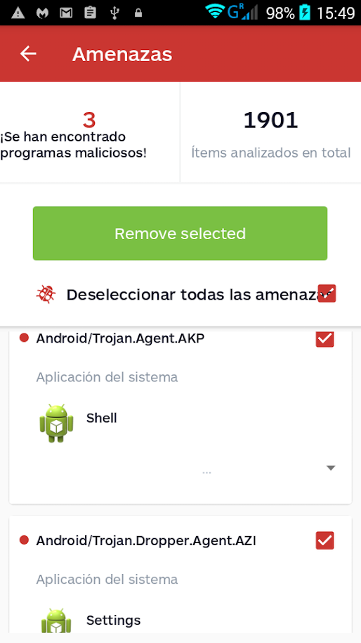 Pre Installed Malware - Page 2 - Malwarebytes for Android