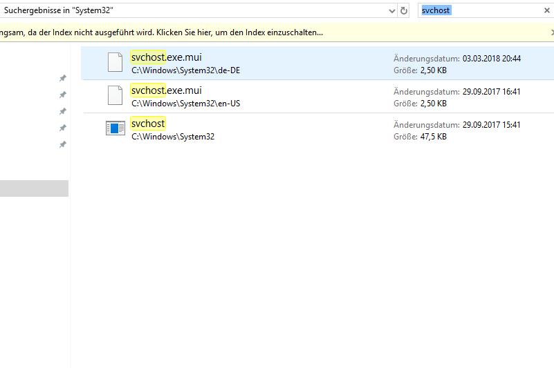 svchost malware fix
