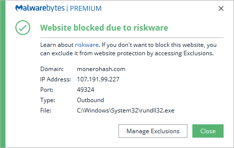 Malwarebytes Website