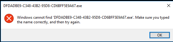 G exe Removal - Resolved Malware Removal Logs - Malwarebytes Forums