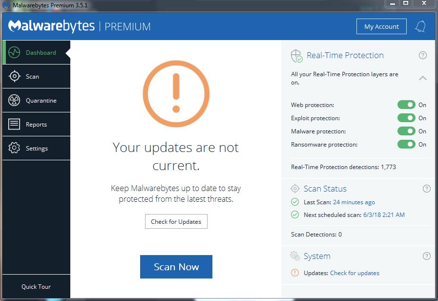 Malwarebytes program error updating 12007 www friends dating