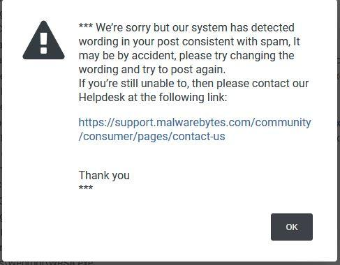 Keep getting bogus McAfee subscription expiration notice - Resolved