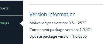 Is this a legitimate update notification? - Malwarebytes 3 Support