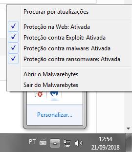 ativar licença malwarebytes