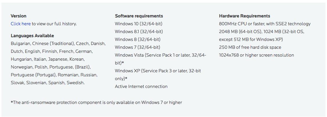 malwarebytes for windows xp professional