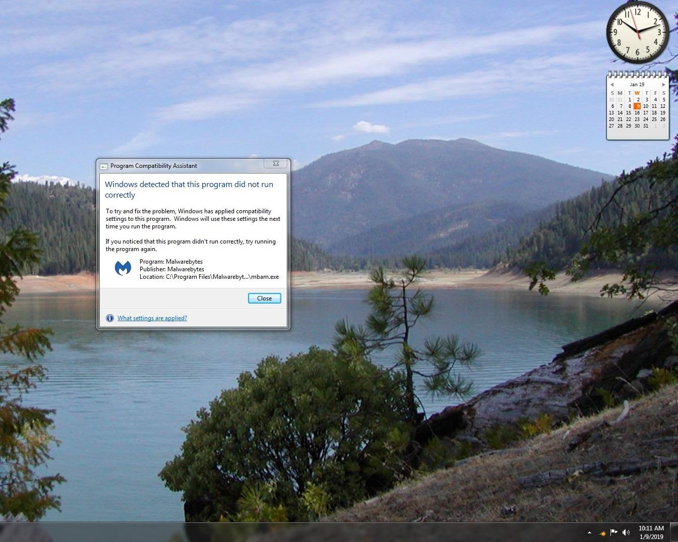 Another Windows 7 x64 freeze after the 1 0 508 update - Page
