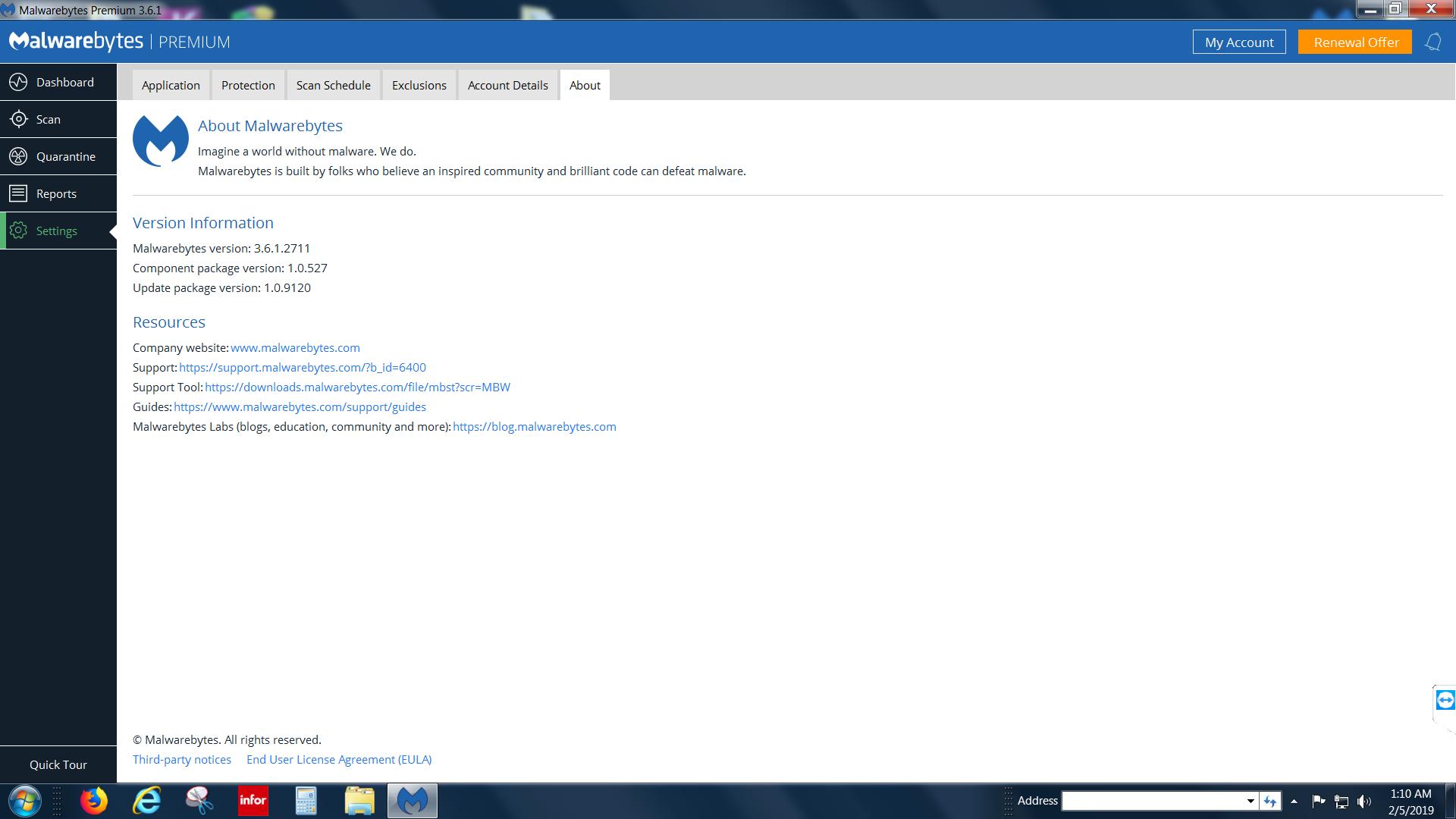 malwarebytes for windows 7 home premium 64 bit