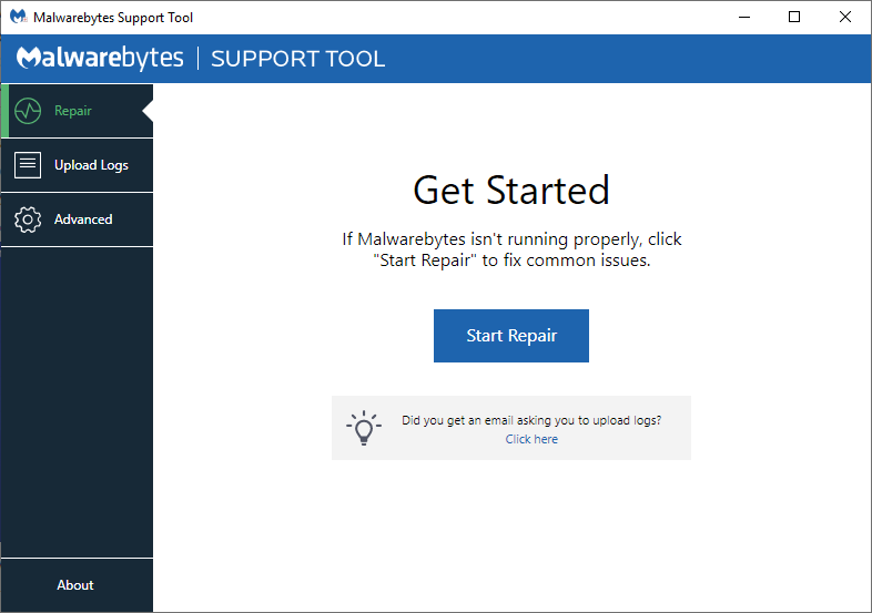 Malewarebytes unable to contact license server  (3 2 2