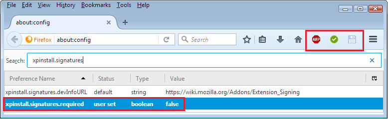 Your Firefox extensions are all disabled? - Malwarebytes 3 Support