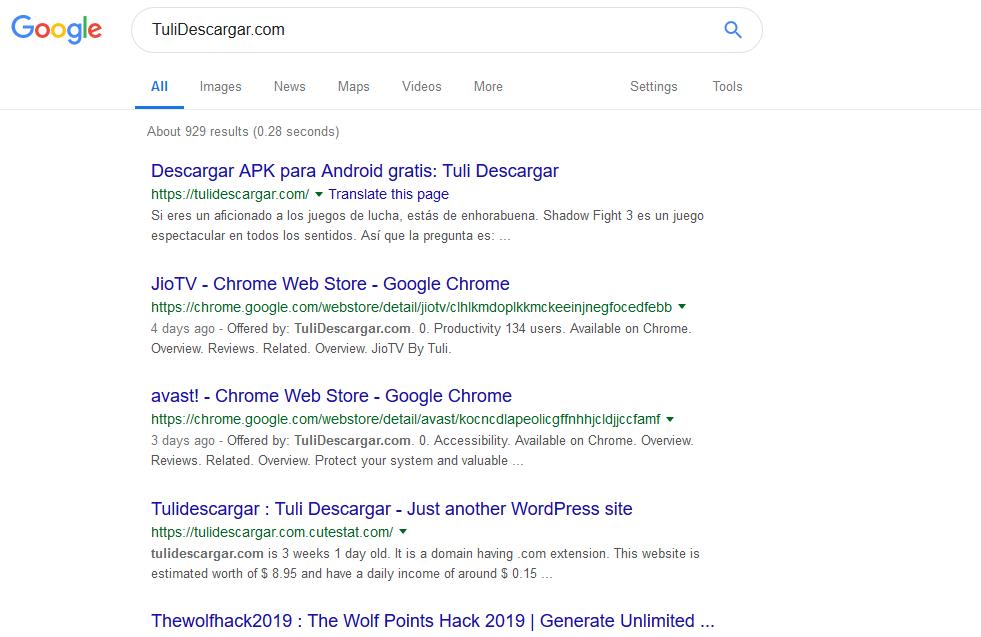 Fake Malwarebytes app on Chrome Store? - Malwarebytes for Chrome